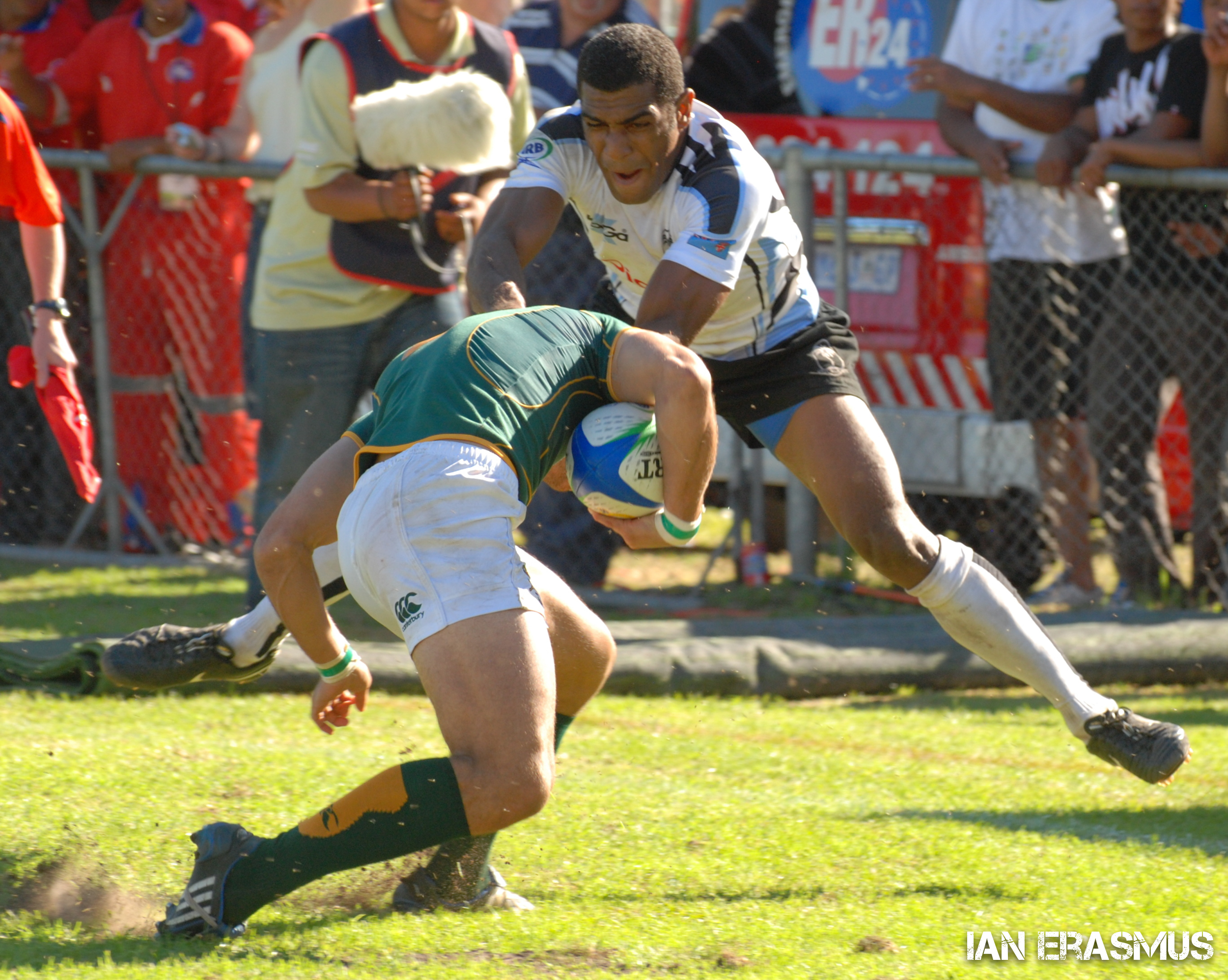 South Africa vs Fiji
