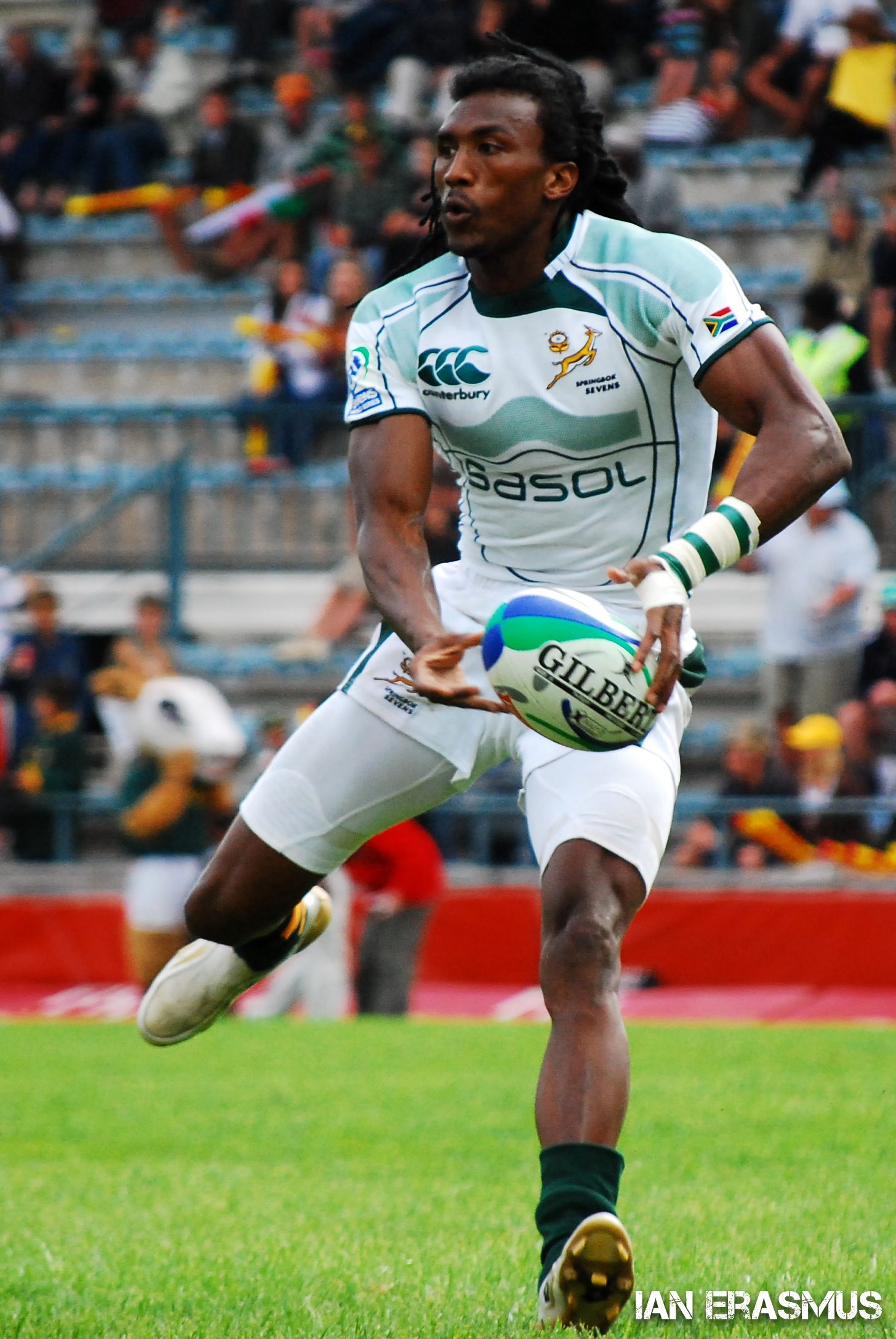 Danwel Demas - South Africa