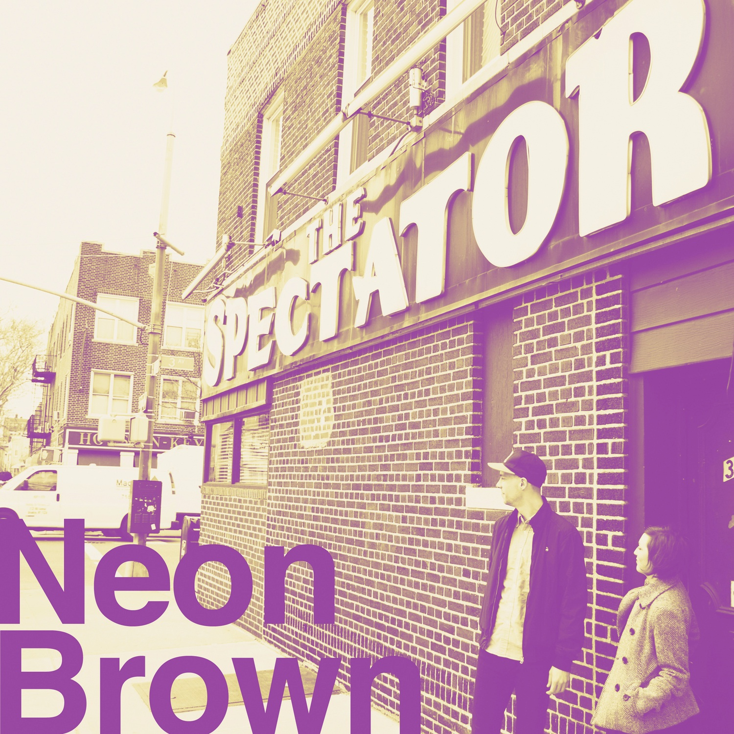 Neon Brown - The Spectator