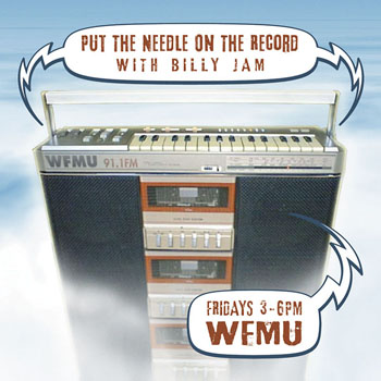 Put The Needle On The Record | The Legendary Billy Jam and Neon Brown