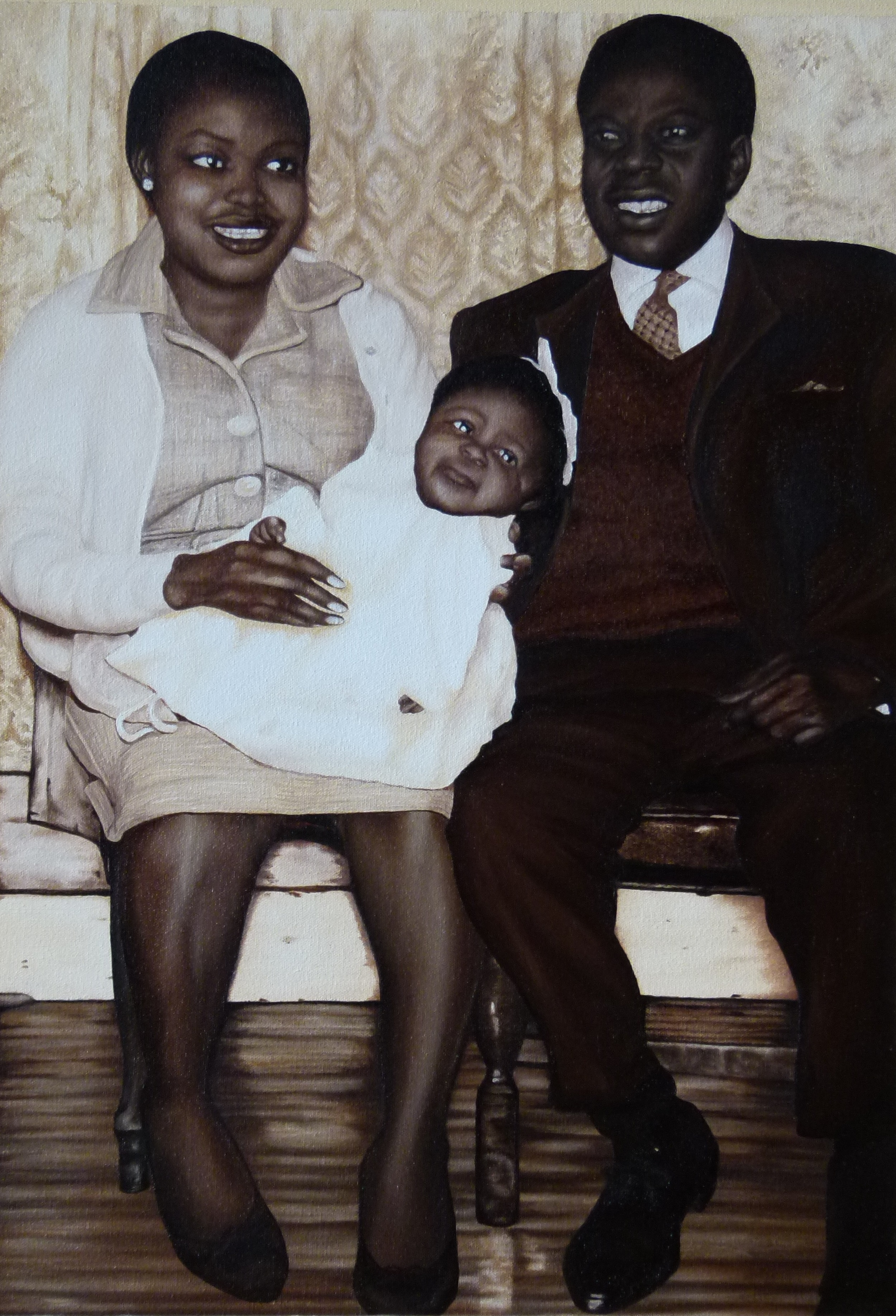 Ladbroke Grove Family 1961