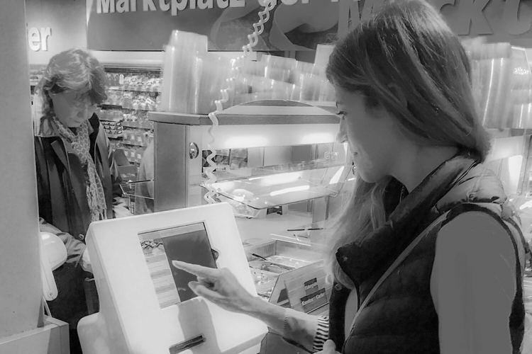 KundenInformations iPad App