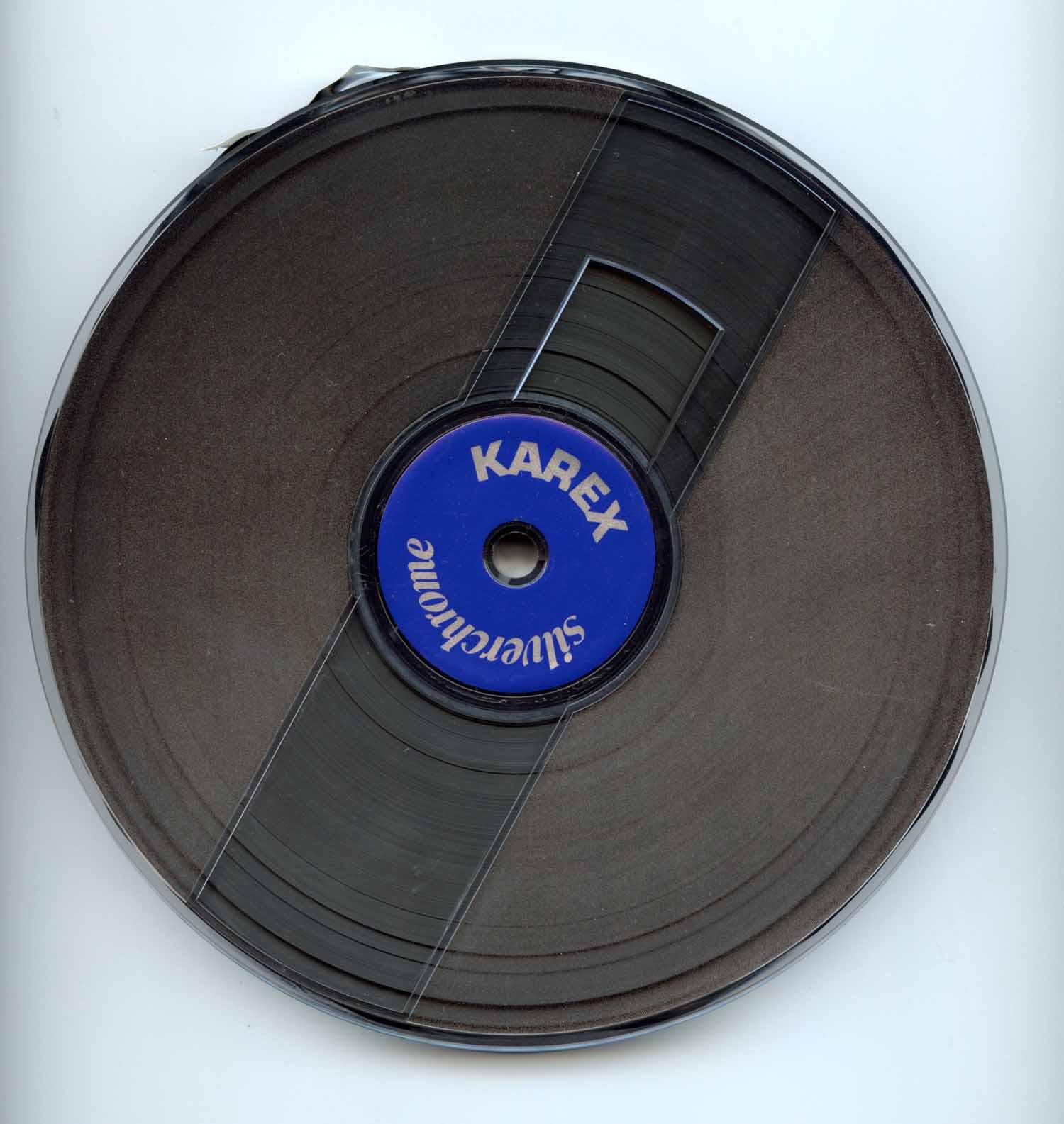 """Karex 7"""" Reel"""