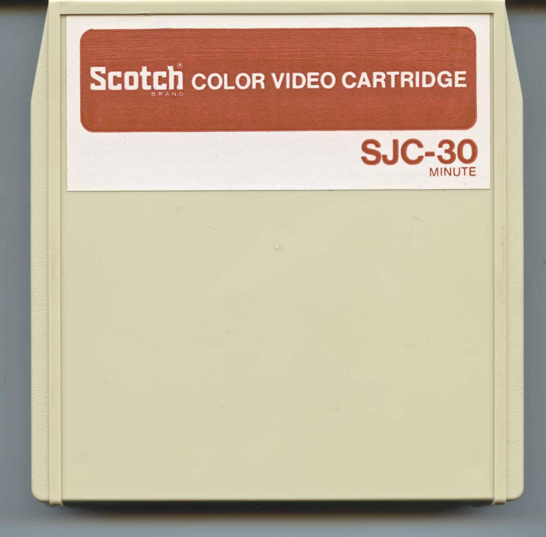 "1/2"" Video Cartridge"