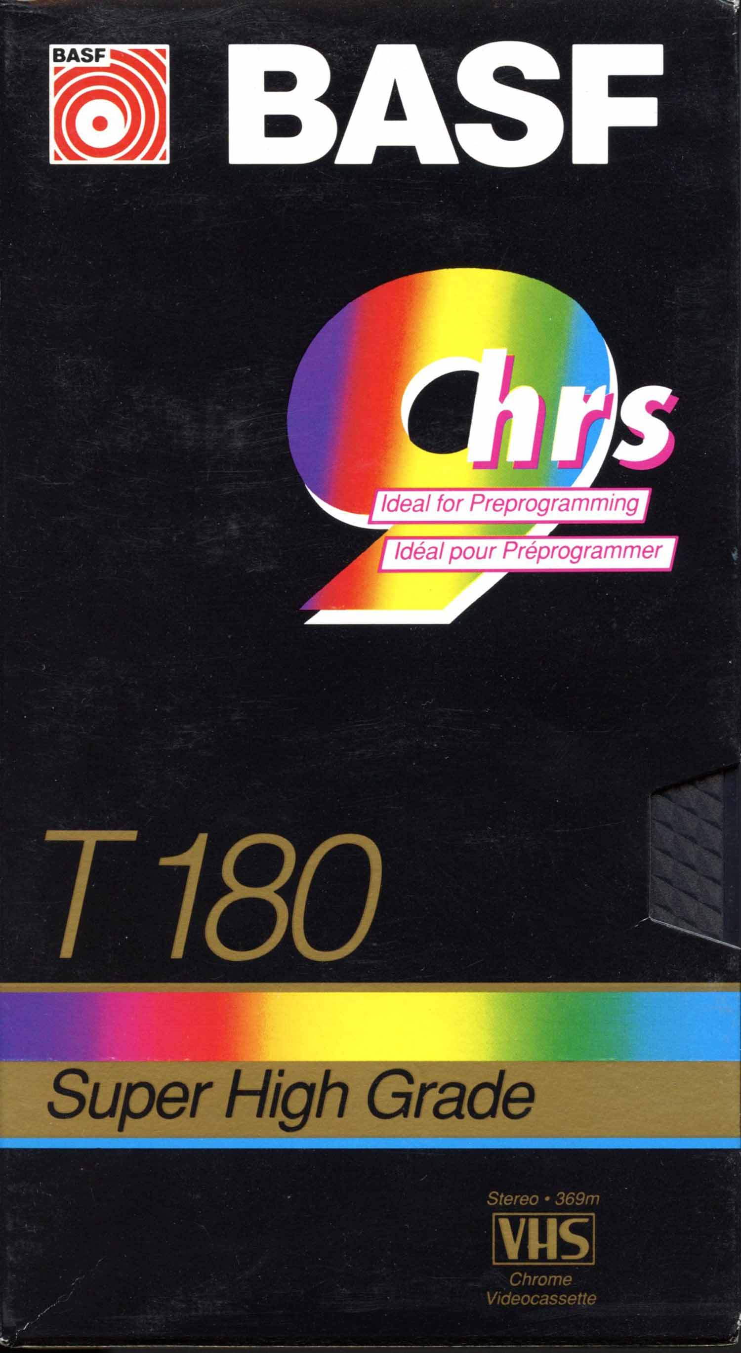 T-180 VHS