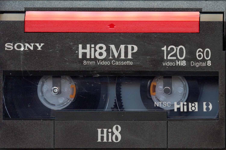 Hi8 Cassette