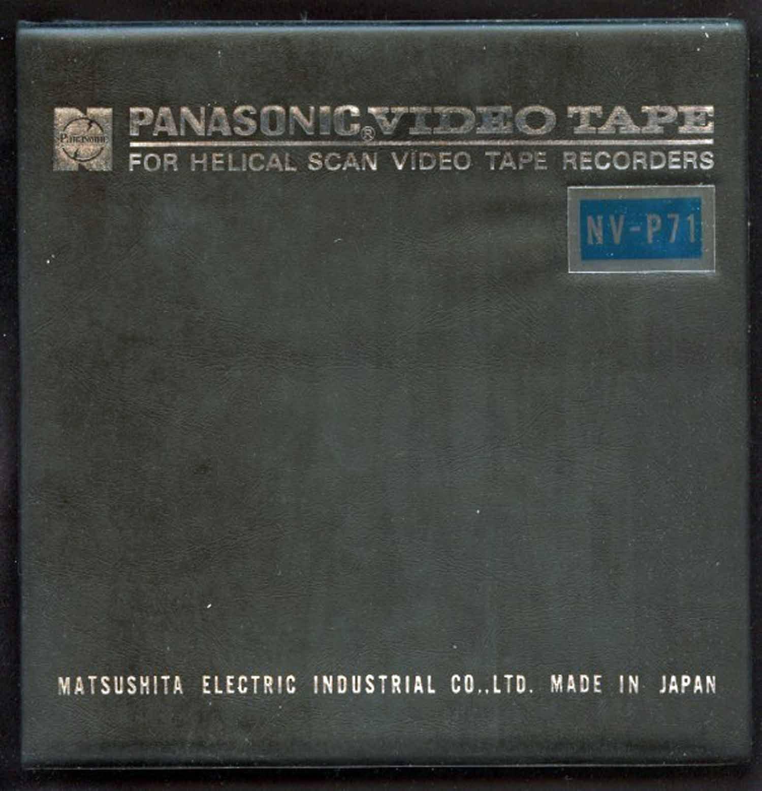"1/2"" Panasonic Case"