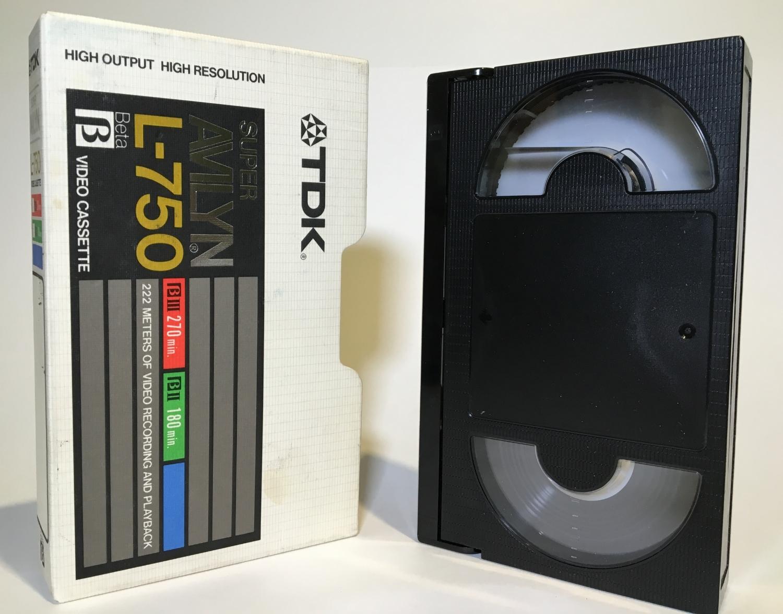 TDK Betamax