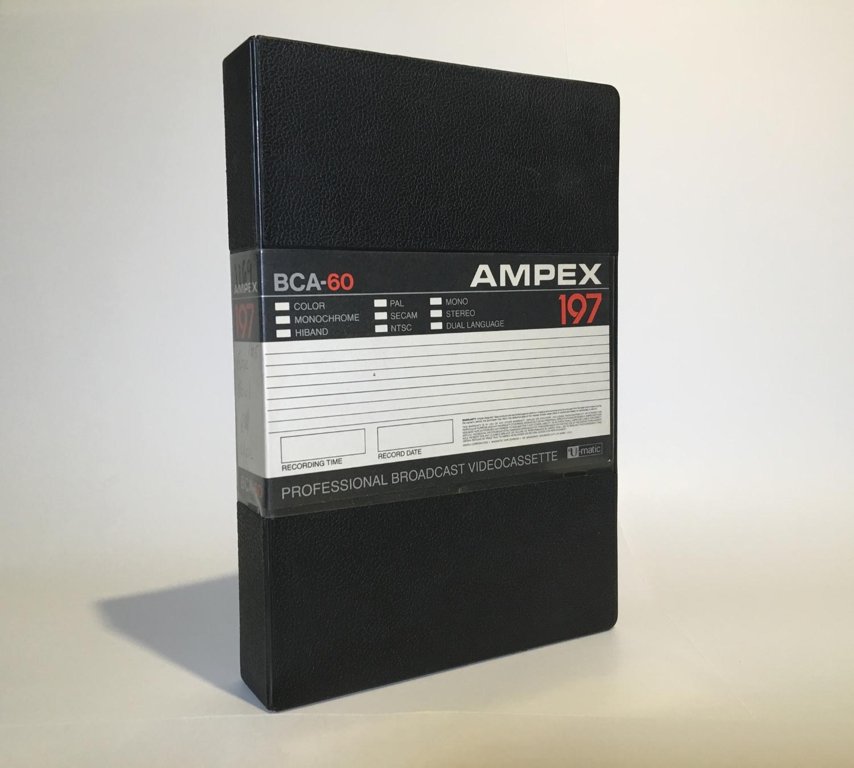Ampex 197