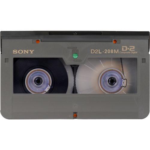 D2 Cassette