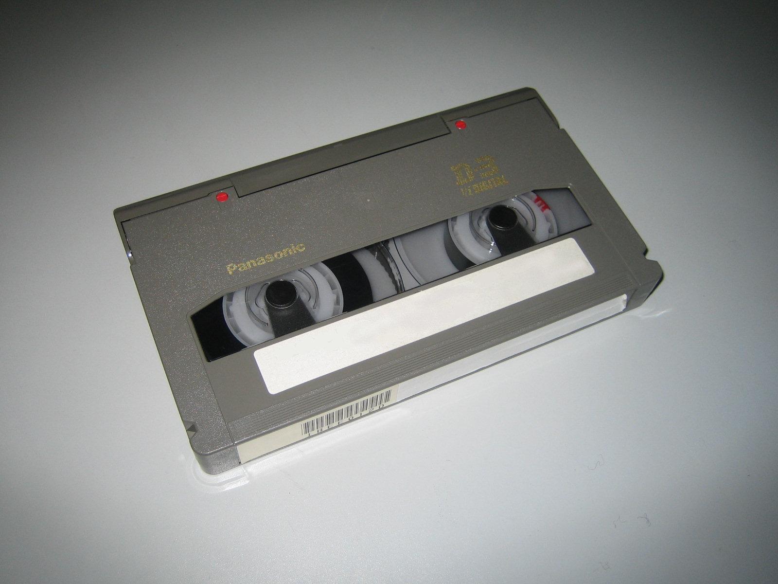 D3 Cassette