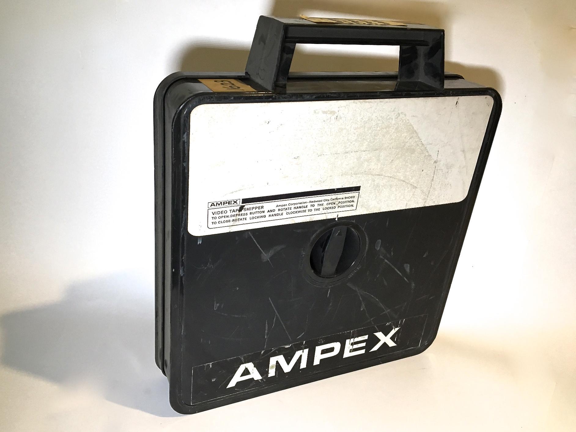 """Ampex 2"""" Quad Black Shipper"""