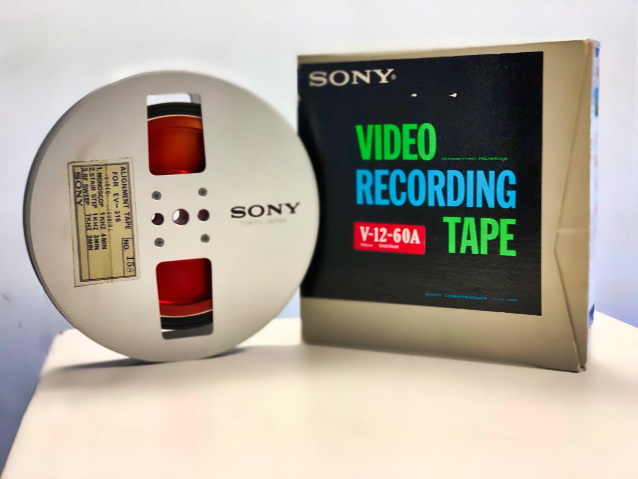 Sony 1 inch V12-60 EV/UV