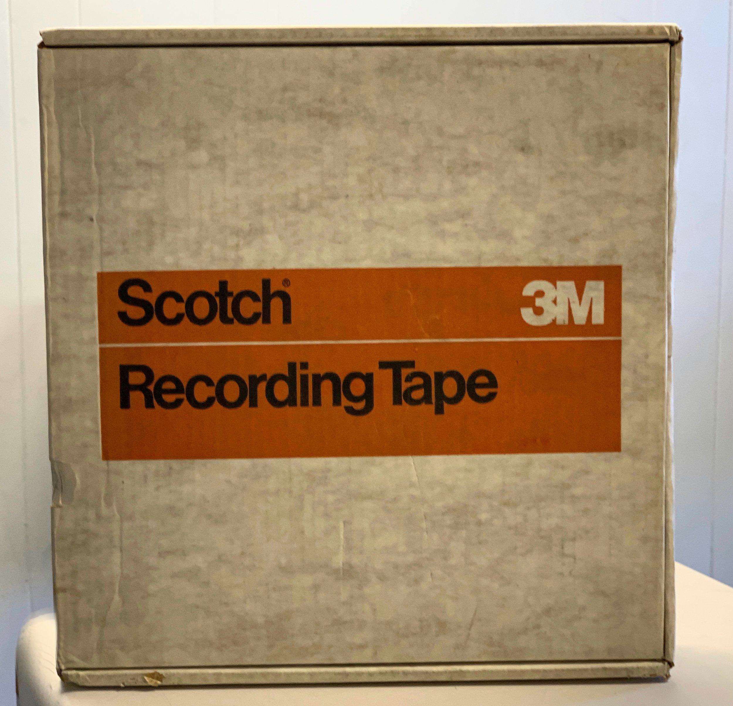 """2"""" Scotch 3M cardboard shipper"""