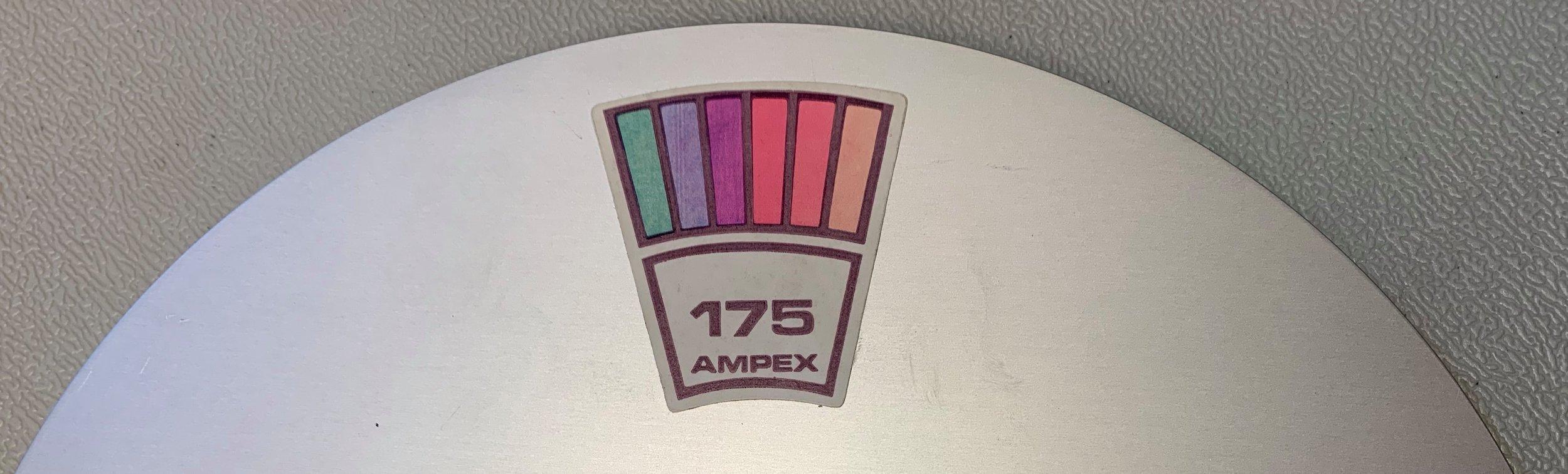 Ampex 175