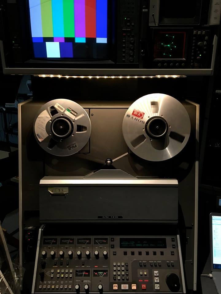 Ampex VPR-6 One inch VTR