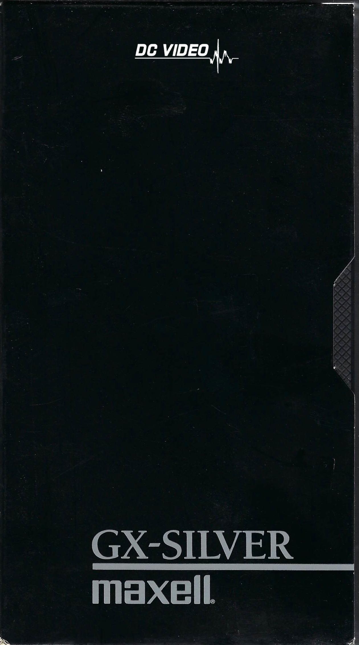 Maxell GX-Silver Black