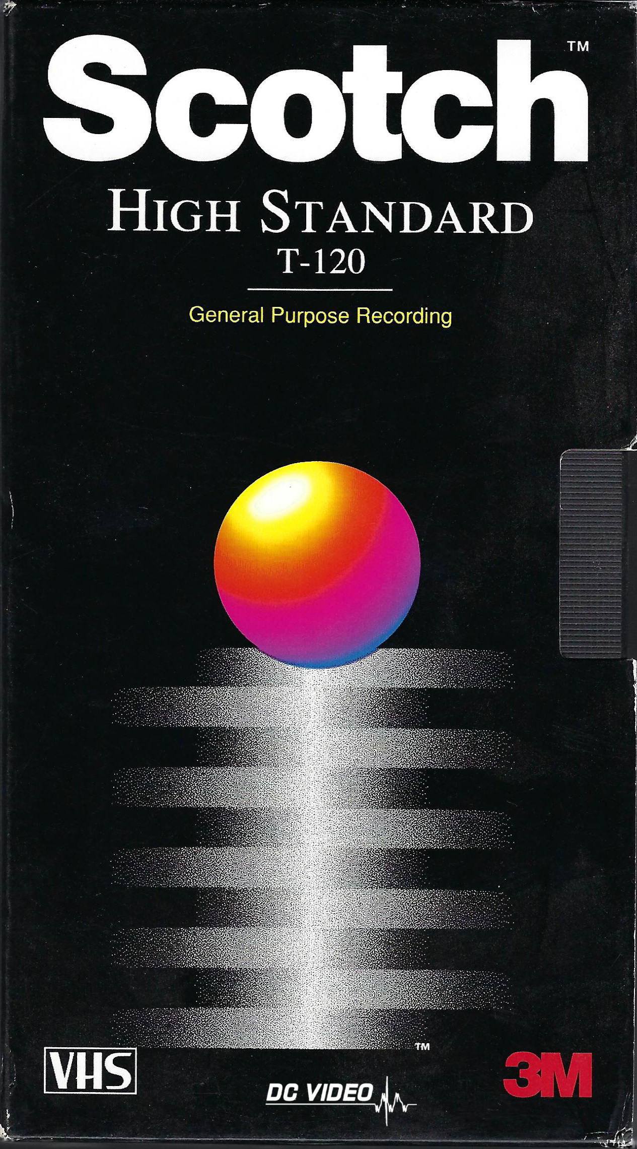 Scotch High Standard VHS