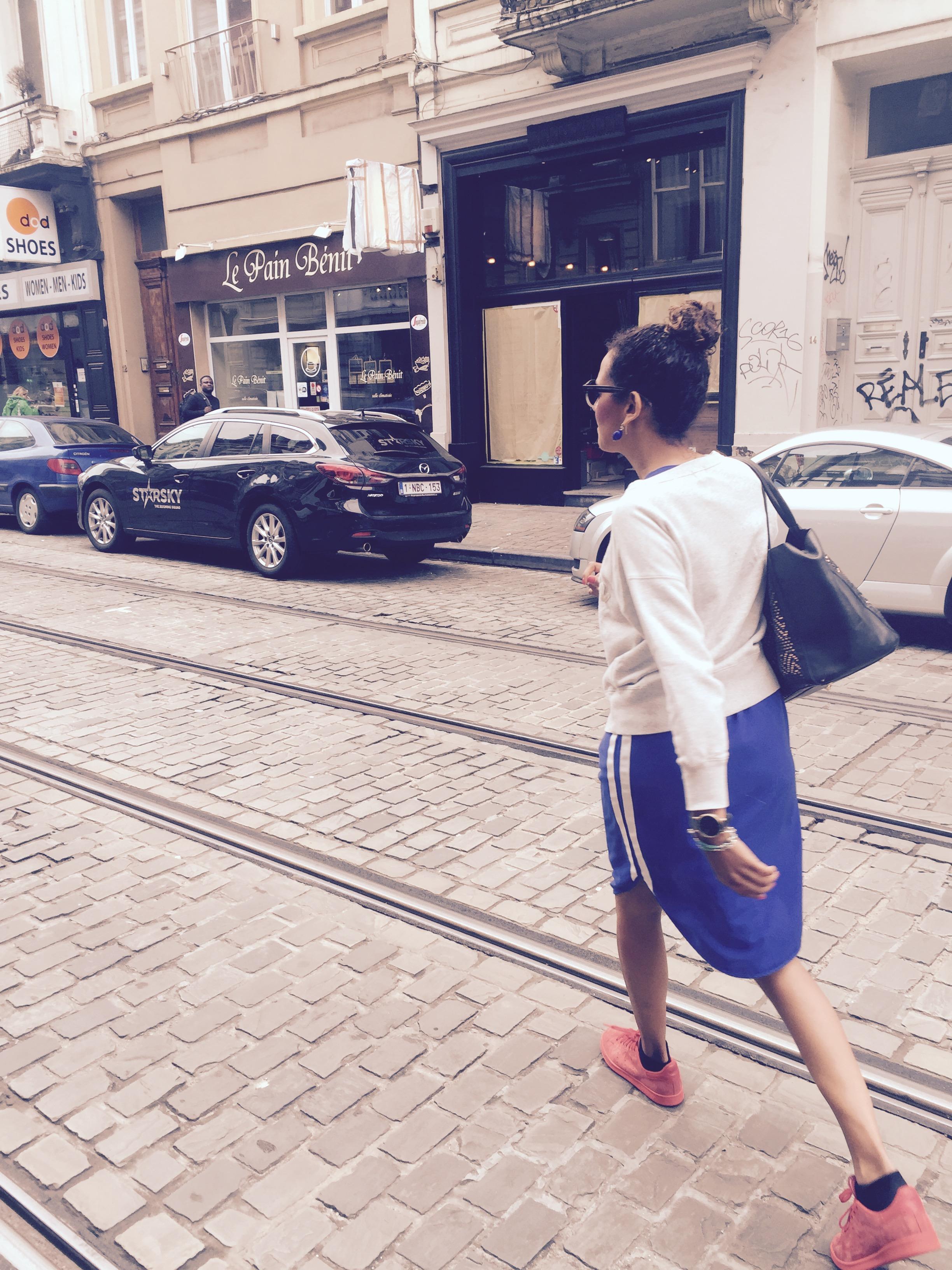 En bye-bye Brussel, see you next time! Bezoek zeker eens  study.brussels  voor meer info!