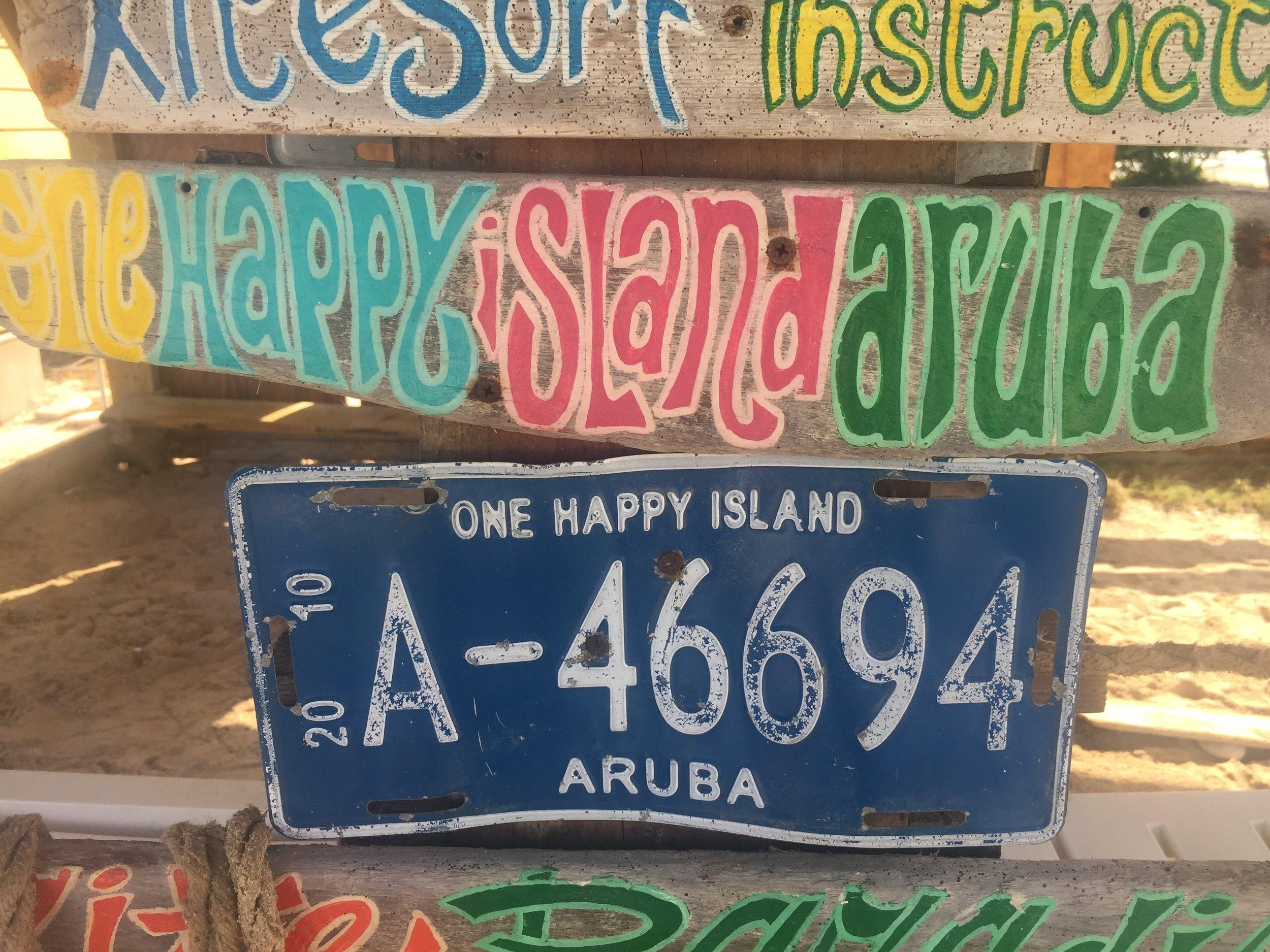 One Happy Island!