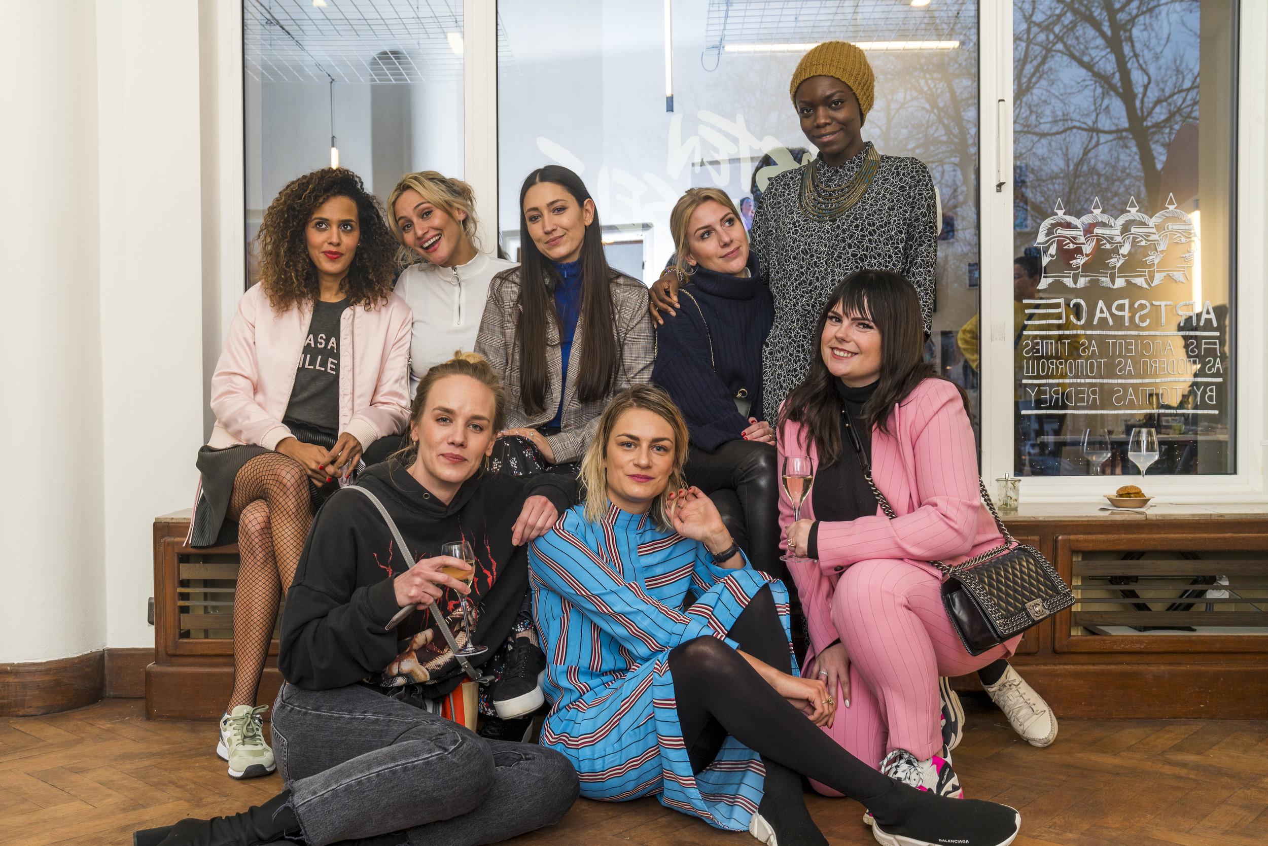 - Samen met een aantal andere inspirerende Belgische vrouwen maak ik nu deel uitvan het sloggi Unfasten Yourself collectief.