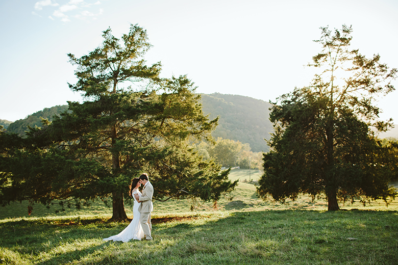 Big Spring Farm Virginia Wedding