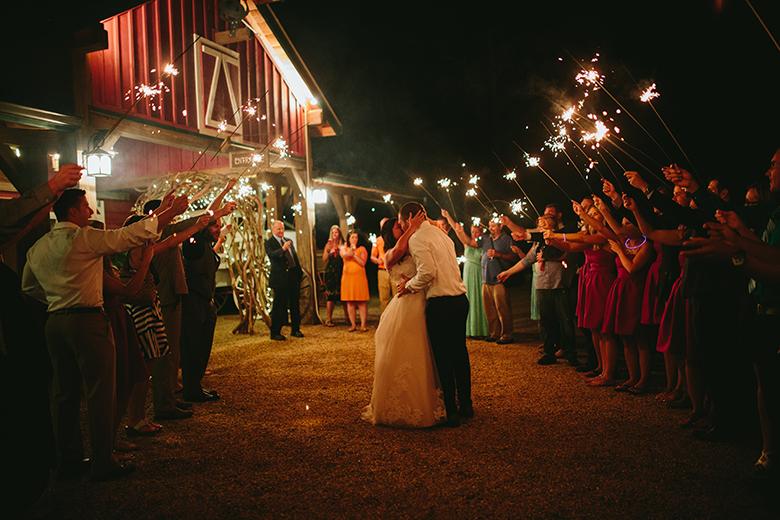 Sawyer Family Farmstead Wedding - Alicia White Photography-123