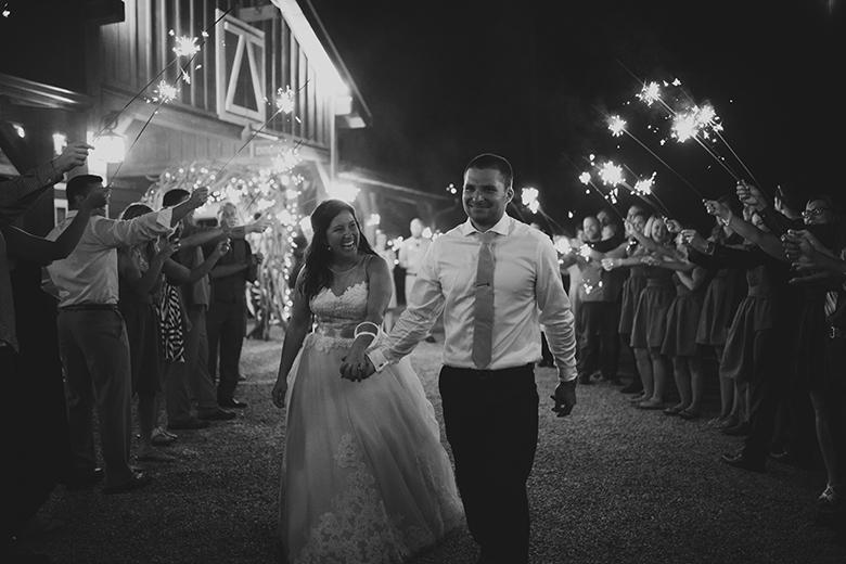 Sawyer Family Farmstead Wedding - Alicia White Photography-124