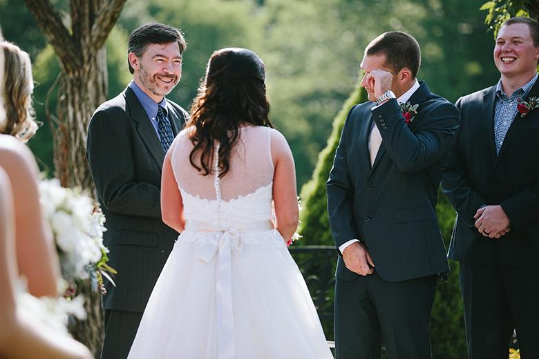 Sawyer Family Farmstead Wedding - Alicia White Photography-26