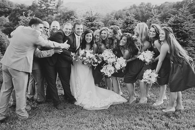 Sawyer Family Farmstead Wedding - Alicia White Photography-53