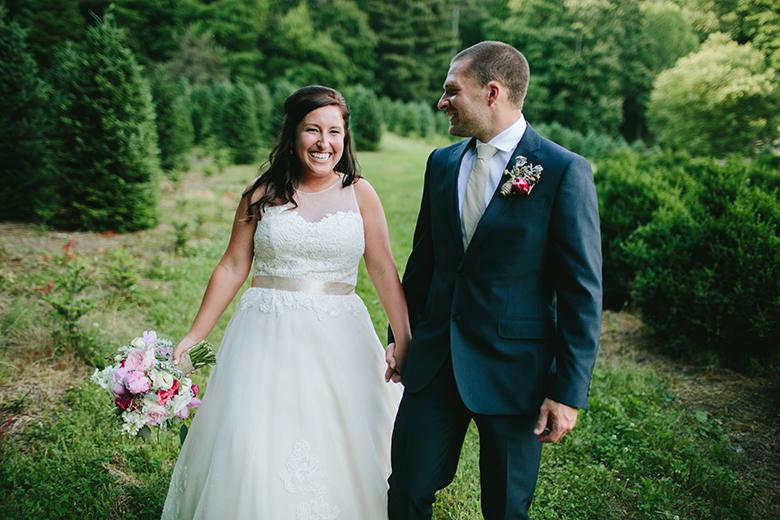 Sawyer Family Farmstead Wedding - Alicia White Photography-62