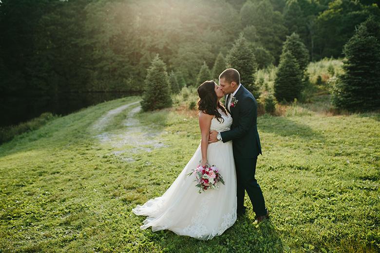 Sawyer Family Farmstead Wedding - Alicia White Photography-64
