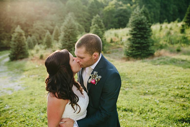 Sawyer Family Farmstead Wedding - Alicia White Photography-67