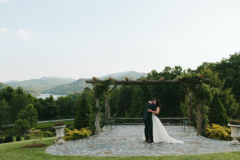 Sawyer Family Farmstead Wedding - Alicia White Photography-76