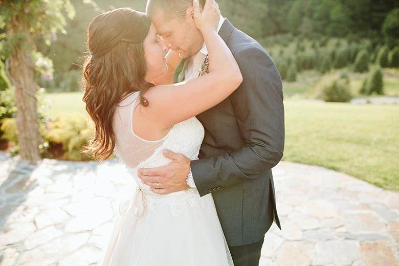 Sawyer Family Farmstead Wedding - Alicia White Photography-79