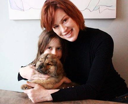 MOLLY RINGWALD AND LINUS