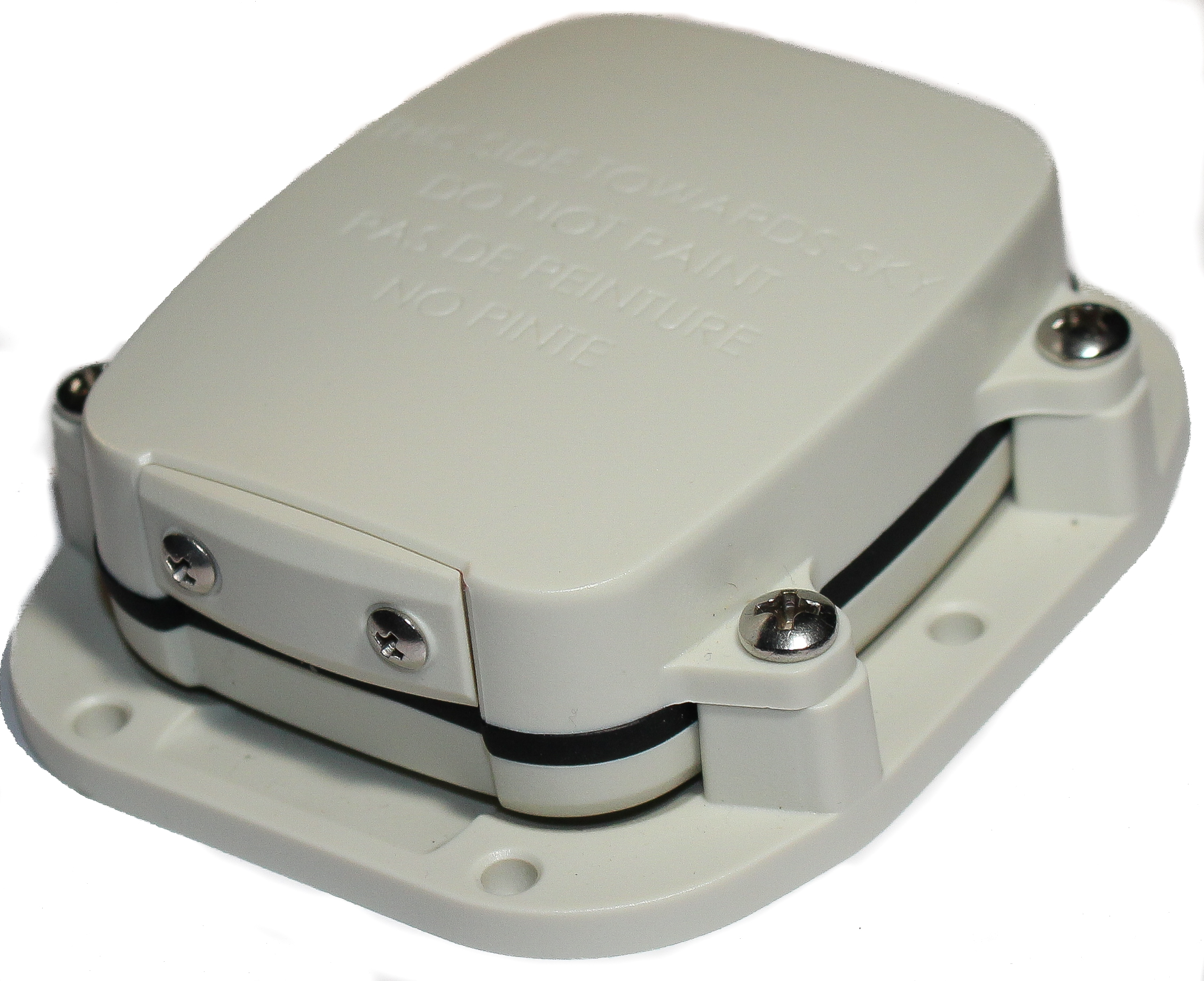 Our Orbit pro is a satellite only tracker, with coverage in even the most remote regions of the world. Easy to install with industrial adhesive or the screws and mounts provided. Lasts over 1.5 years running on just 4 AAA batteries and can also be powered externally by 5-22 Volts. Custom reporting times along with optional alerts for when the asset is moving. The Orbit Pro is the best choice for tracking shipping containers, boats, trailers and vehicles worldwide regardless of cellular coverage.