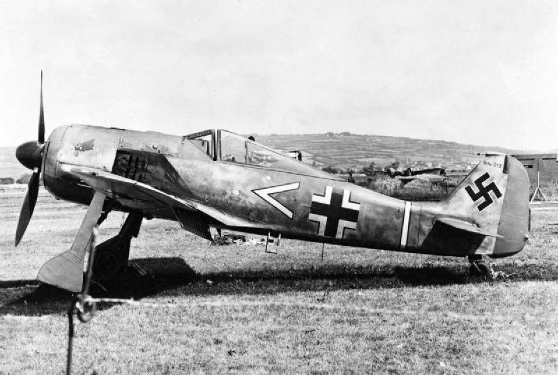 Fw 190A in 1942