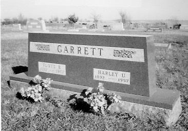 Cemetery Marker, Moon Cemetery Macksburg, Madison County, Iowa