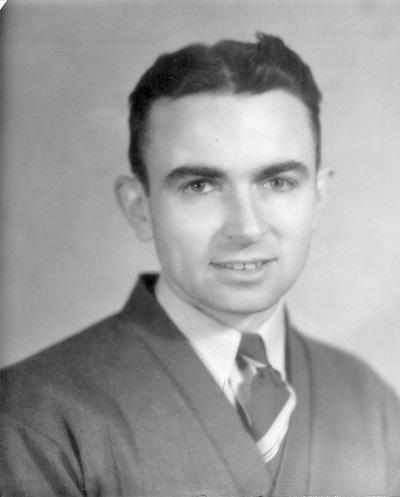 Kenneth L. Garrett, possibly about 1935