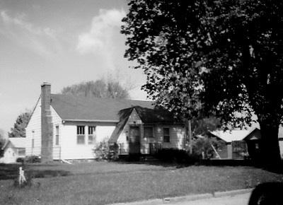 Family home, 219 S. Locust, Colfax, Iowa