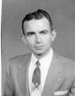 Kenneth L. Garrett, about 1958