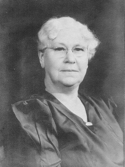Eva Hyde Jones, about 1940