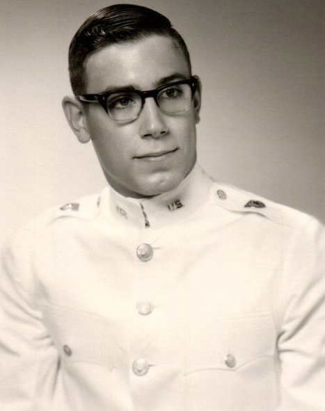 Craig, Summer Dress Whites, June 1966