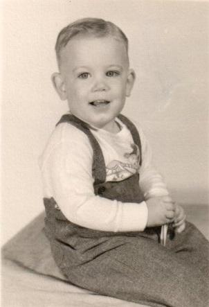 Craig Garrett, about 1949