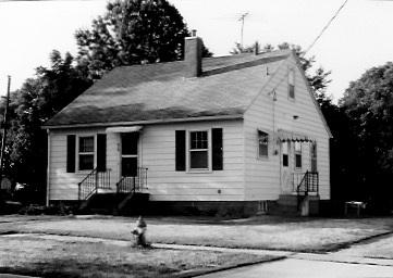 Two Bedroom Home, Pleasantville, Iowa 415 Monroe Street