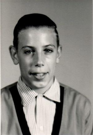 Craig Eighth Grade 1960-1961