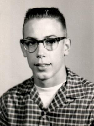Craig Tenth Grade 1962-1963