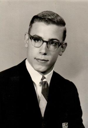 Craig Twelfth Grade 1964-1965