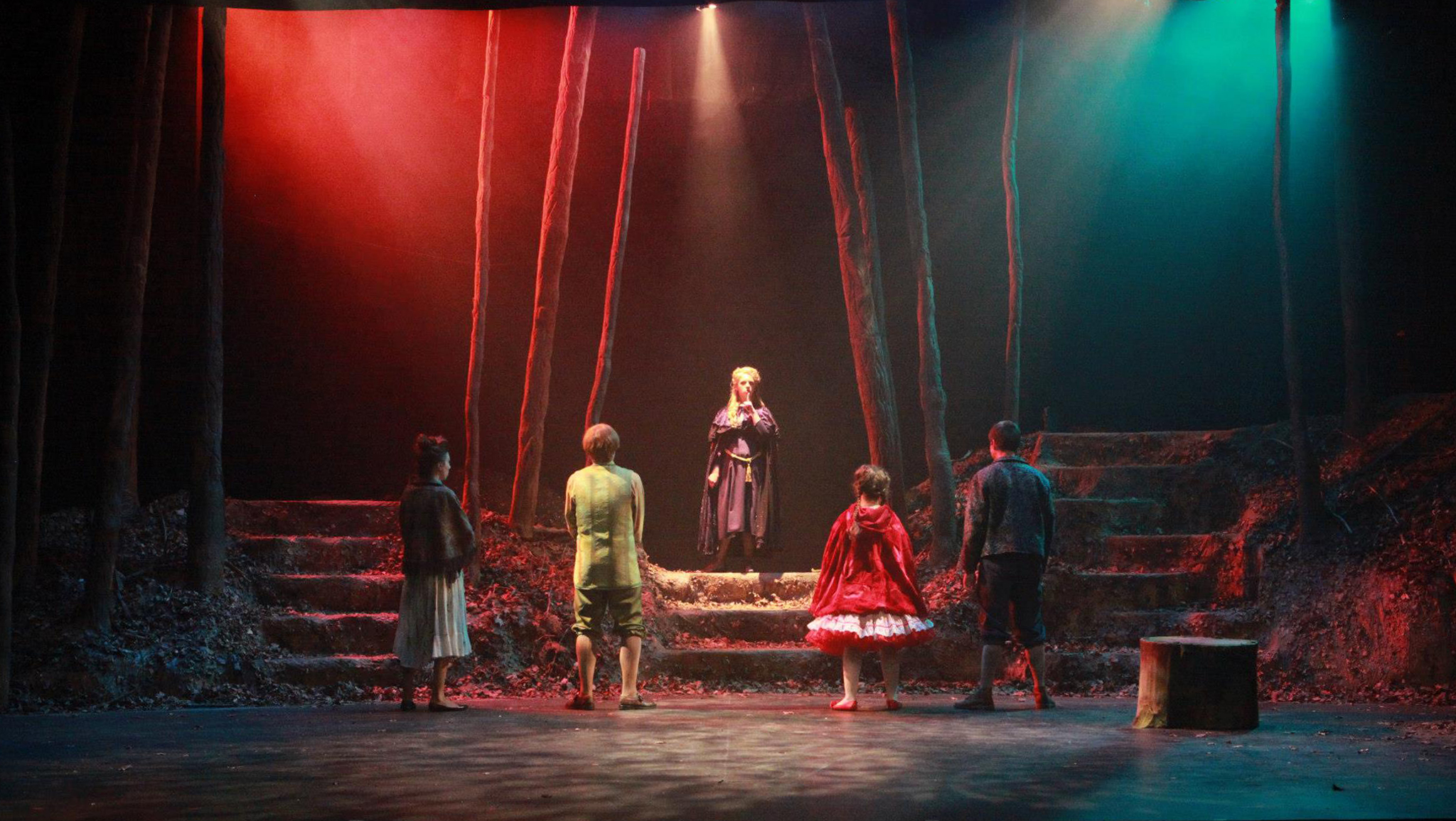 Into the Woods, 2010-11